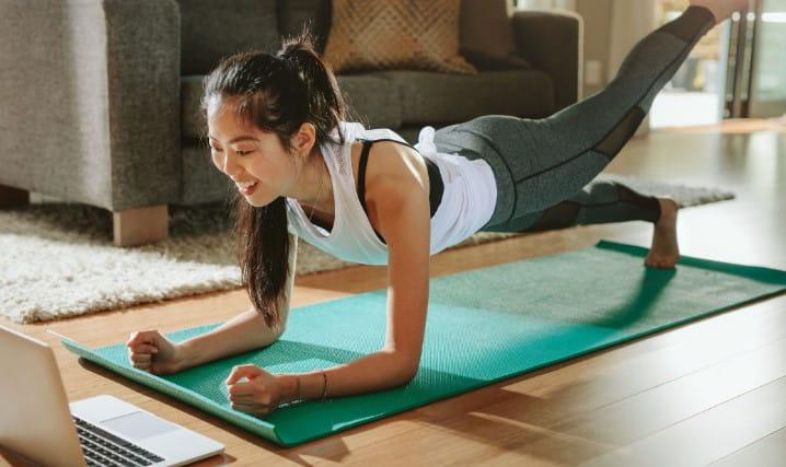 Enjoy A Good Workout