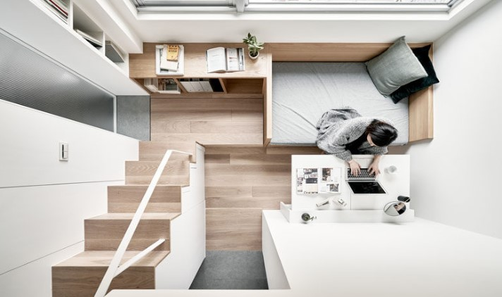 How To Save And Use Space At A Small Apartment