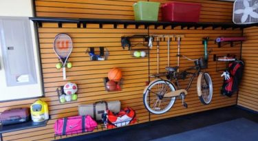 Ideas To Make Your Garage A Cool Space