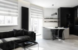 Start Designing Your Interiors In Black And White Some Tips