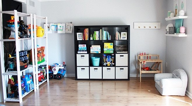 Tips To Keep Everything Organized In A Small House