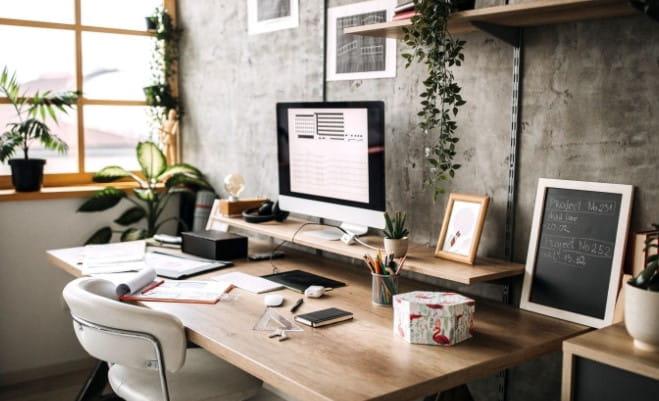 Designing A Home Office Setup